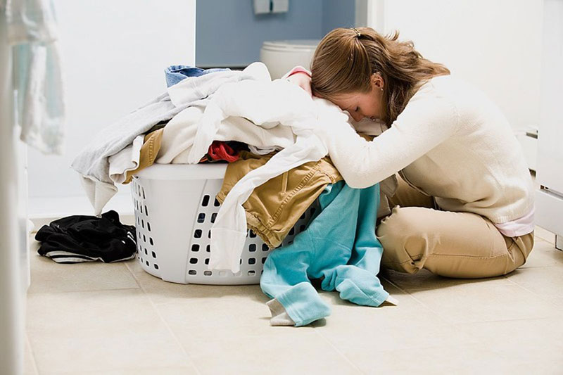 5 Laundry Tips for People Who Don't Like Doing Laundry